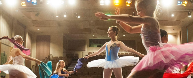 Smart Health Reve 2013 Friends of the Australian Ballet